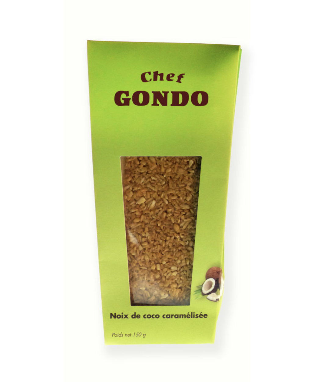 - COCO CARAMELISEE - CHEF GONDO