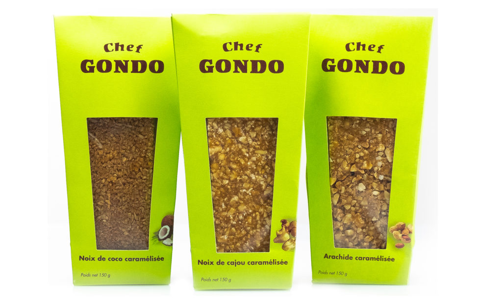 CONFISERIES - BIO - CHEF GONDO